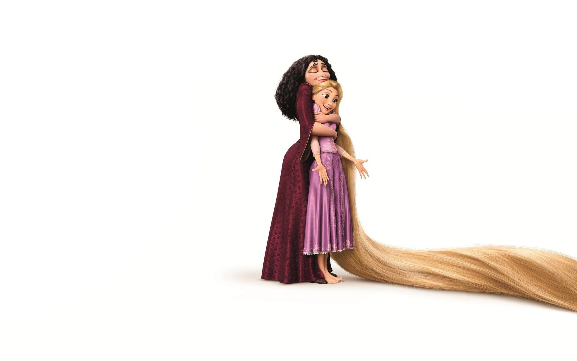 Rapunzel: una maschile e un femminile disequilibrati   Dipendiamo.blog