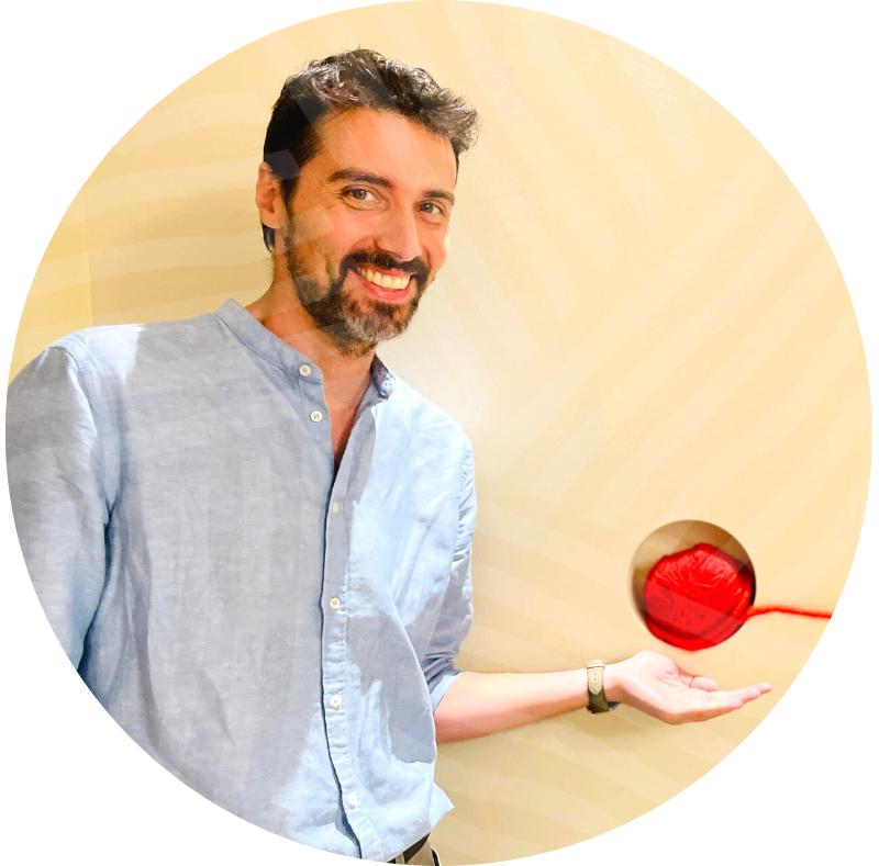 Sacha Santoni | Terapeuta Specializzato Dipendiamo